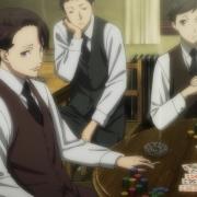 ギャンブルのアニメ